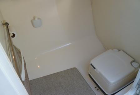 Boat Bathroom