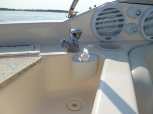 Boat Almond (Pictured in Pearl White Please See Website For Our Almond Color Pictures) Indispensible A Space Saving, Cost Saving, & Less Mess Universal Suction Cup Mounted Liquid Hand Soap Dispenser, Hand Sanitizer Dispenser, Lotion Dispenser for Cruisers, Cuddys, Cuddies, Cutter, Luxury Yacht, Pleasure Craft Speed Boats, Jet Boat, Pontoons, Center Console Boat, Go-Fast Boat, Motorboat, Runabouts, Open Bow, Bow Rider, Deck Boats, Ski Boat, Steam Boat, Mid Cabin Cruisers, Cigarette Boats, Cat, Catamaran, Tri Hull, Bay Boats, Power Boats, Sailboat, Hobie Cat, Paddle Boats, Off Shore Boats, Submarines, Fishing Boats, Water Craft, Houseboats, Hovercraft, Hydrofoil, Hydroplane, Riverboat, Cruise Ships, Marine Applications, Tug Boat, Towboat, Water Taxi, Boat Docks, Kitchens, Galleys, Sinks, Showers, Bath, Bathrooms, Bedrooms, Tubs, Tile, Windows, Mirrors, Outdoor Sinks, Fiberglass, Glass, Gel Coat, Clear Coat, On Nearly Any Shinny Smooth Surface, etc… By MBHD LLC (MBHDLLC)